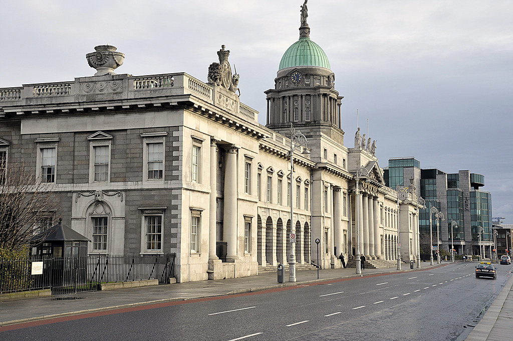 Custom House Dublin City Guide