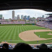 Chicago Cubs panorama 2008