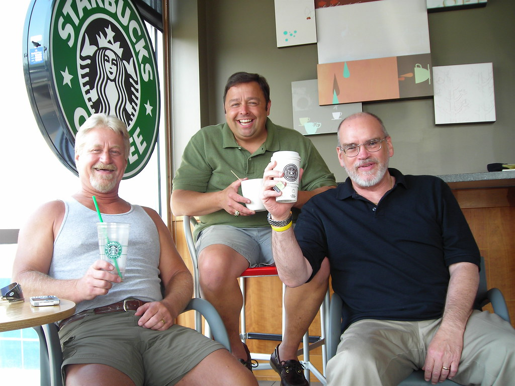 Cheers to you from Starbucks: Coffee Shops 2008, #23