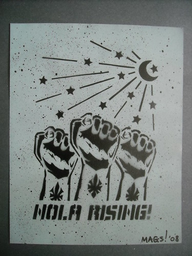 NoLA Rising and ArtbyMags