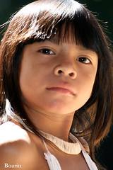 Menina kuikuros (Boarin) Tags: india pessoa menina