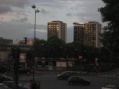 Paris: Nattutsikt