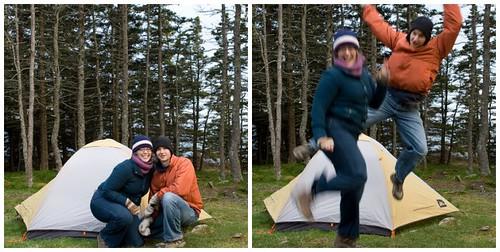 Calm/Crazy Camping