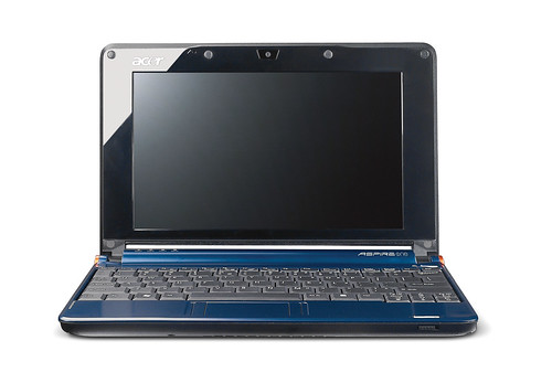 Acer Aspire one (blue) fv 03