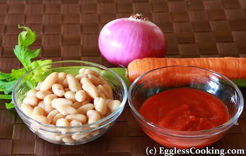 White Beans Soup Ingredients