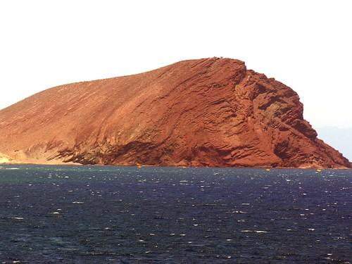 Montaña Roja