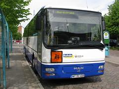 Rohde Verkehrsbetriebe NF-RV 408 (Howard_Pulling) Tags: man bus schleswigholstein zob husum rohdeverkehrsbetriebe hpulling howardpulling