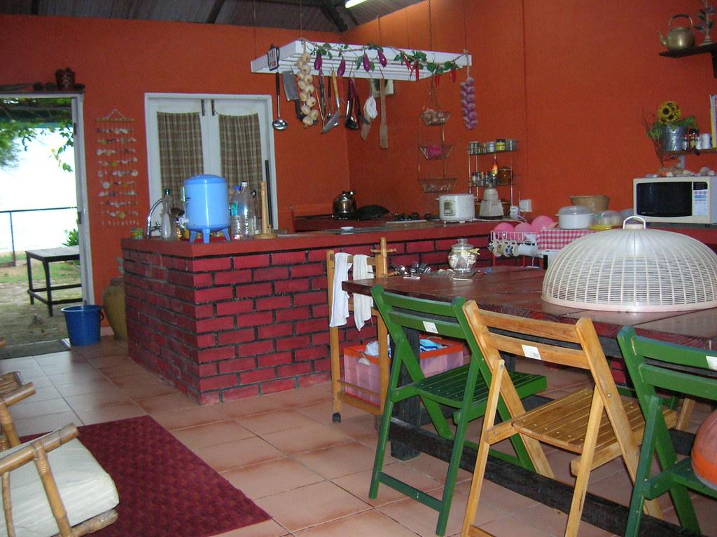 Malaysia Homestay Melaka House - Kitchen