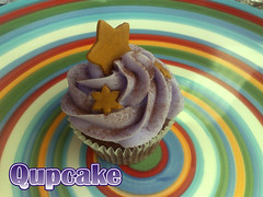 ({ Qupcake }) Tags: blue food brown cute cake stars yummy yum sweet like it eat cupcake qatar    qupcake