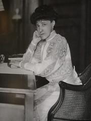 Young Edith Wharton by WBUR