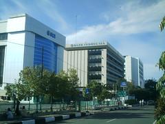 jalan lambung mangkurat (borneo-indonesia) Tags: nya gedung banjarmasin