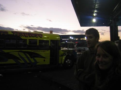 Barinas Bus Station Venezuela