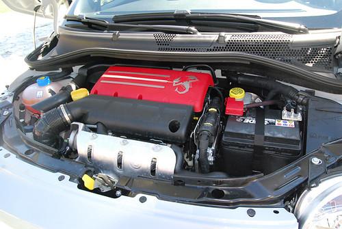 Motore 500 Abarth par teamabarth