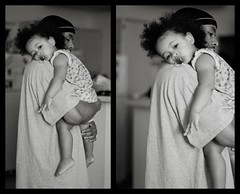 The father of a daughter is nothing but a high-class hostage. (diyosa) Tags: bw diptych quote father daughter donthate iso4000 theydid shewokeuplateatnightandwenttoherdad isawthelightandyelledfreeze ifthisdisappears ffknowwhyp nonoiseremoval
