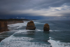 Profondo (DarioM_72) Tags: ocean travel sea sky water australia melbourne victoria greatoceanroad aplusphoto betterthangood dariomilano