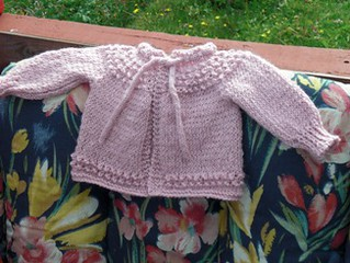 Ravelry 5 hour baby sweater pattern by beverly a qualheim by antoneta flickr dt1010fo
