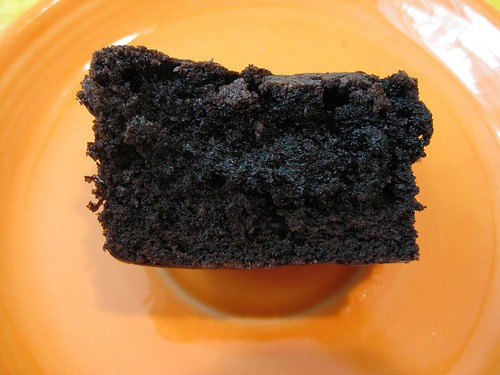 brownies as black as your EVIL HEART