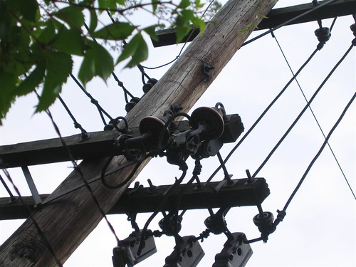 Insulators and wires