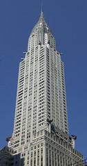 Chrysler Building, New York (Uncle Buddha) Tags: new york city nyc newyorkcity trip travel vacation usa holiday newyork building art tourism architecture america skyscraper unitedstates manhattan united artdeco states deco blueribbonwinner usa2008