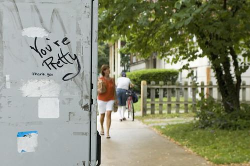 Graffiti Conversation