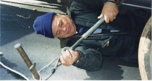Anchoring a Rig