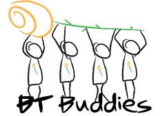 BT Buddies Logo
