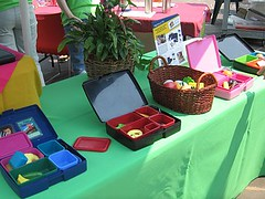 Laptop Lunchboxes display at DooF-a-Palooza 2008