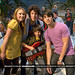Jonas Brothers with Emily Osment & Moises