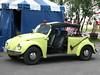 VW Beetle Firetruck EAA Airventure 2008 (Observe The Banana) Tags: wisconsin vw bug volkswagen airplane aviation beetle firetruck axe 2008 eaa oshkosh airventure wittman 6043
