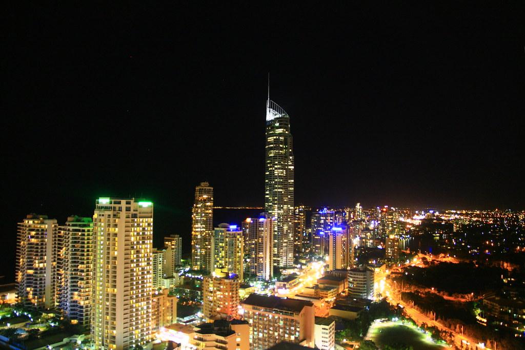 Gold Coast ...