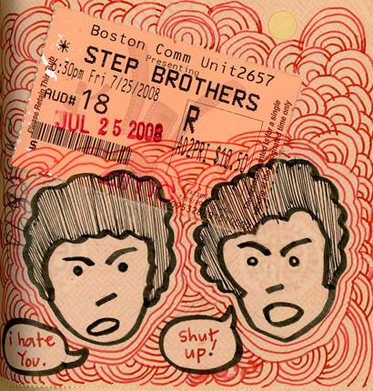 stepbrothers, 7/25