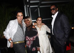 diddy and his moms
