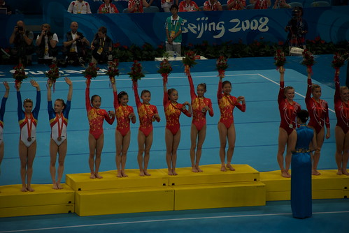 In addition to the awards I gave them, the Chinese team walked off with a well-deserved Gold.