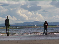 Another Place (colinpoe) Tags: liverpool antonygormley anotherplace crosbybeach england2008