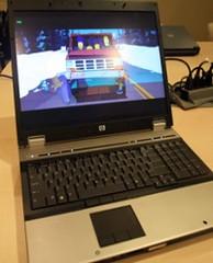 Фото 1 - Элитный ноутбук от HP