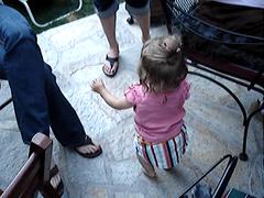 Walking Rosie