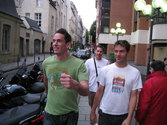 Britt, Drew and Brian