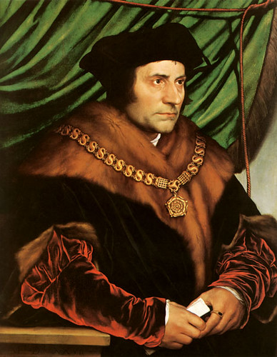 Sir Thomas More by XhowidisappearX
