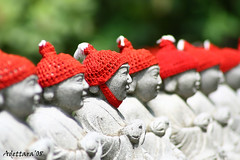 ~Divine Hat~ (Adettara Photography) Tags: statue japan canon temple tokyo hiking 300mm holy redhat winner takaosan mttakao soe zoomlens flickrsbest explore33 golddragon mywinners worldbest platinumphoto anawesomeshot visiongroup diamondclassphotographer flickrdiamond citrit excellentphotographerawards theunforgettablepictures betterthangood theperfectphotographer adettara eosd400 rubyphotographer theenchantedcarousel magicdonkeysbest vision100 divinehat