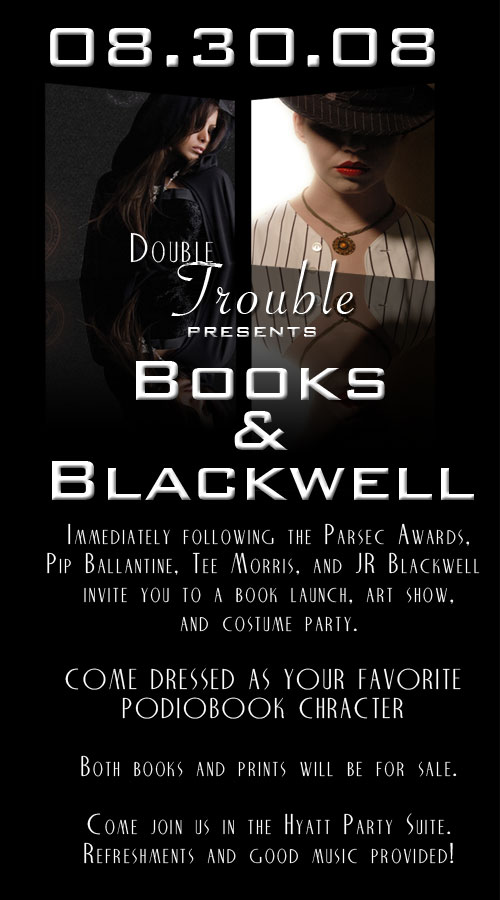 Double Trouble: Books and Blackwell