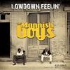 The Mannish Boys - Lowdown Feelin' (CD)