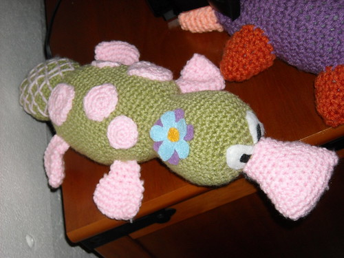 Dot the Polka-Dotted Platypus