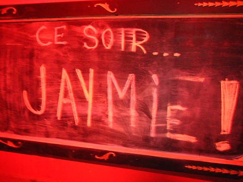 Jaymie @ Metric