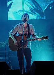 Thom Yorke of Radiohead (oscarinn) Tags: life rock concert day montreal livemusic best cameras thomyorke radiohead sneaking musicaenvivo conciero godswalktheearth