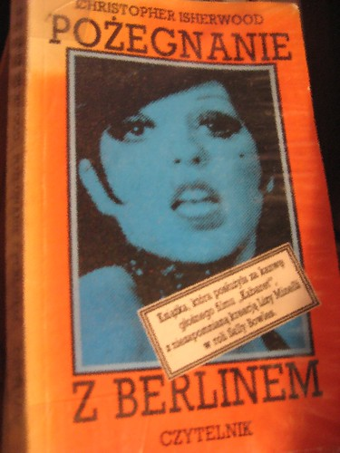 pożegnanie z Berlinem