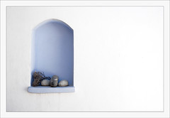 'Greek Minimalism (III)' by MarcelGermain