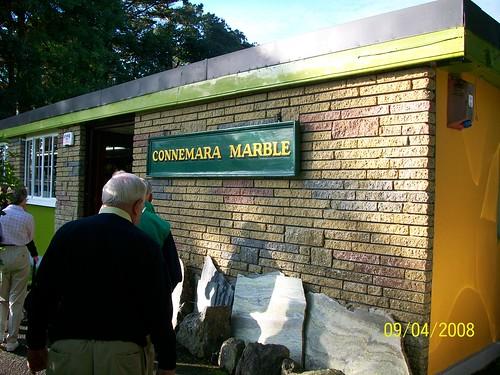 Ireland Connemara Marble company