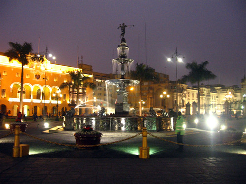 Plaza Mayor de Lima - NotiViajeros.com