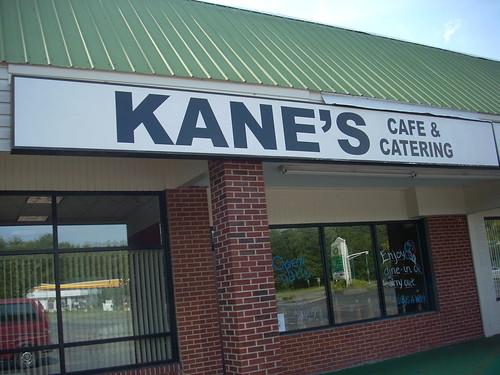 Kane's Café & Catering