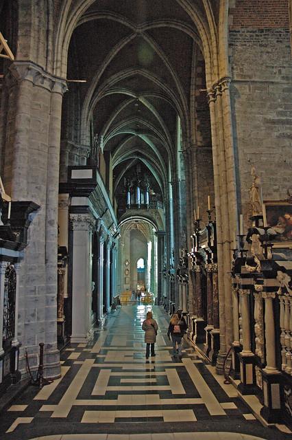Ghent - Saint Bavo Cathedral (St.-Baafskathedraal)